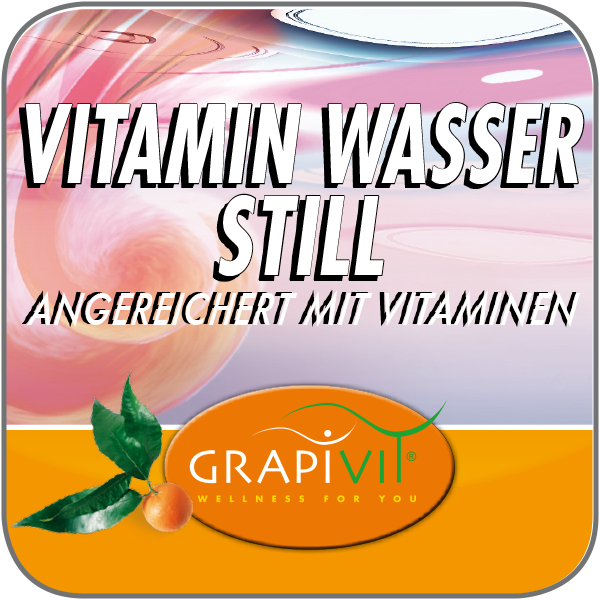 GrapiVit Vitaminwasser Still