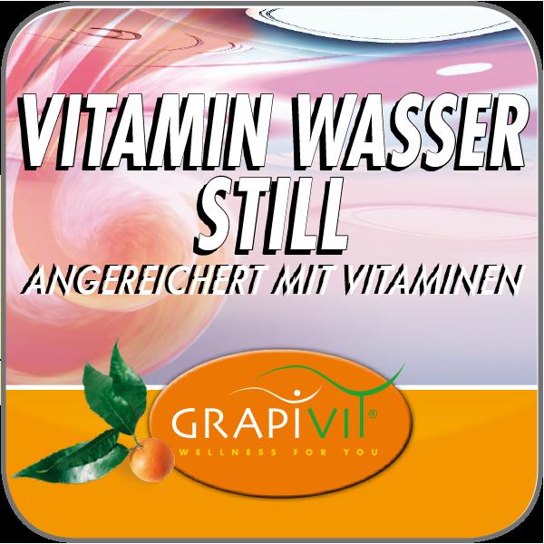 GrapiVit Vitaminwasser Still