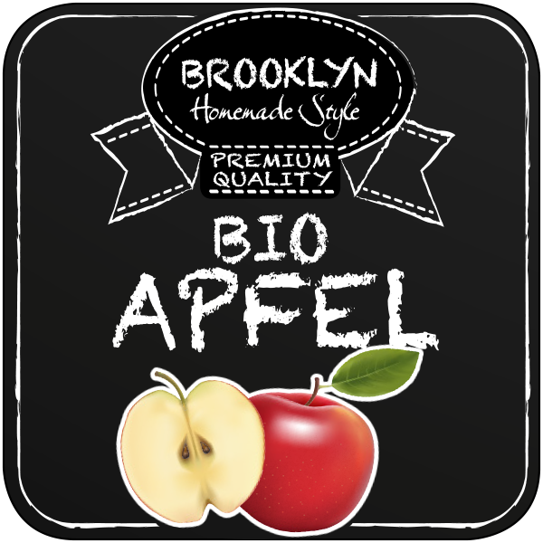 Brooklyn Bio Apfel