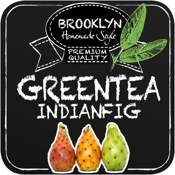 Brooklyn Greentea Indianfig