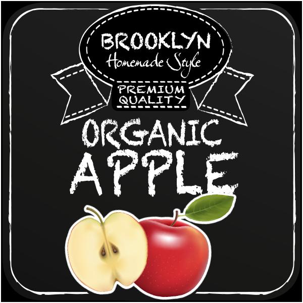 Brooklyn Organic Apple