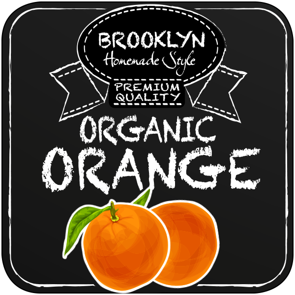 Brooklyn Organic Orange