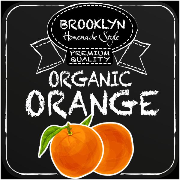 Brooklyn Organic Orange