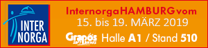 Internorga 2019 Hamburg