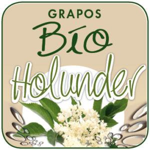 Grapos BIO Holunder