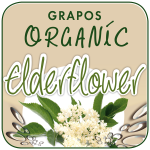 Grapos ORGANIC Elderflower