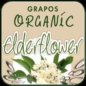 Grapos ORGANIC Elderflower