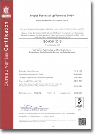 Zertifikat_Qualitätsmanagement-System