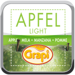 Grapi Apfel Light
