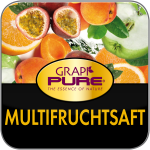GrapiPure Multifruchtsaft