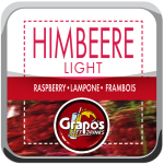 Grapos Himbeer Light