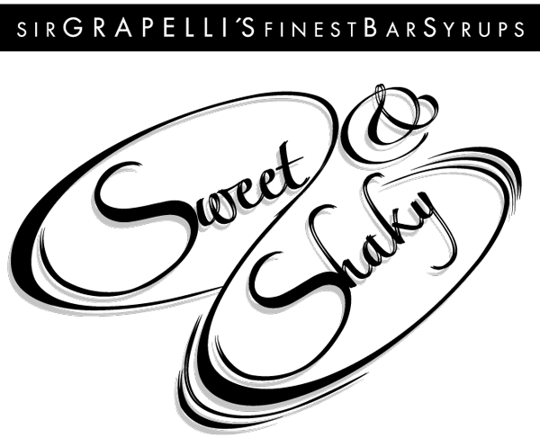Sweet & Shaky Logo - Klick für Großansicht oder Download