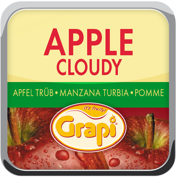 Grapi Apple cloudy