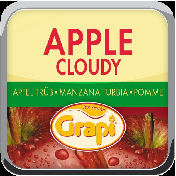 Grapi Apple cloudy