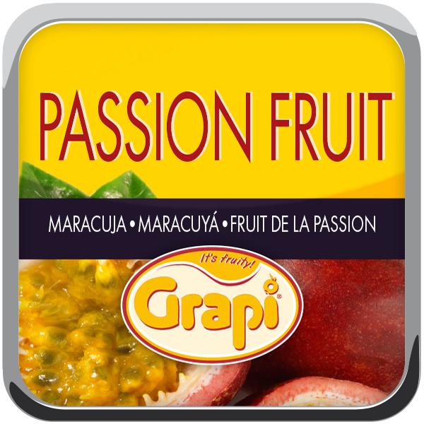 Grapi Passion Fruit