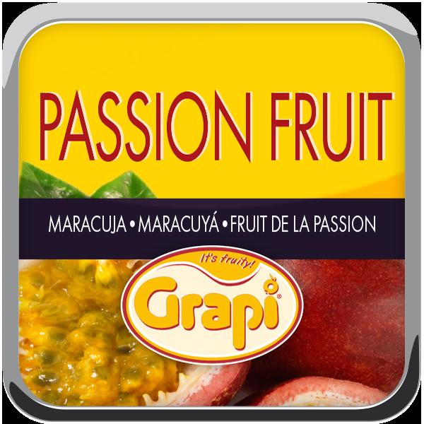 Grapi Passion Fruit