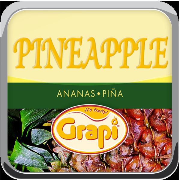 Grapi Pineapple