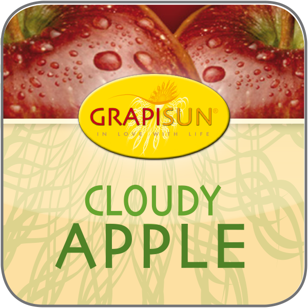 GrapiSun Apple cloudy