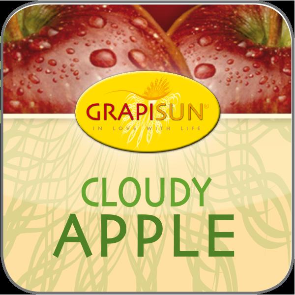 GrapiSun Apple cloudy