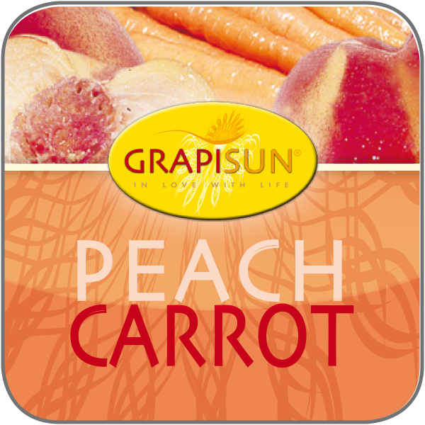 GrapiSun Peach Carrot