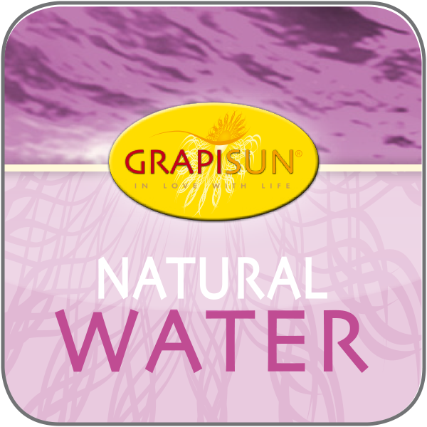 GrapiSun Natural Water