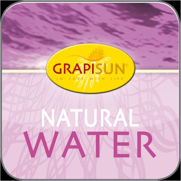 GrapiSun Natural Water