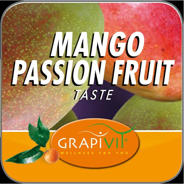 GrapiVit Mango-PassionFruit