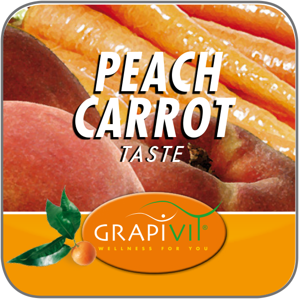 GrapiVit Peach Carrot