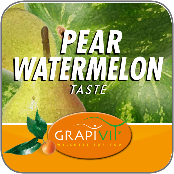 GrapiVit Pear Watermelone