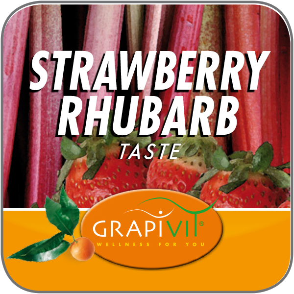 GrapiVit Strawberry Rhubarb