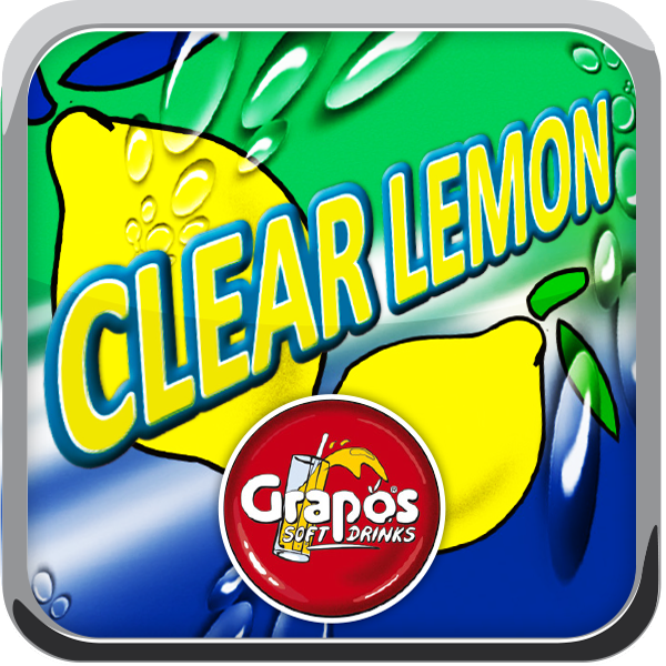 Grapos Clear Lemon