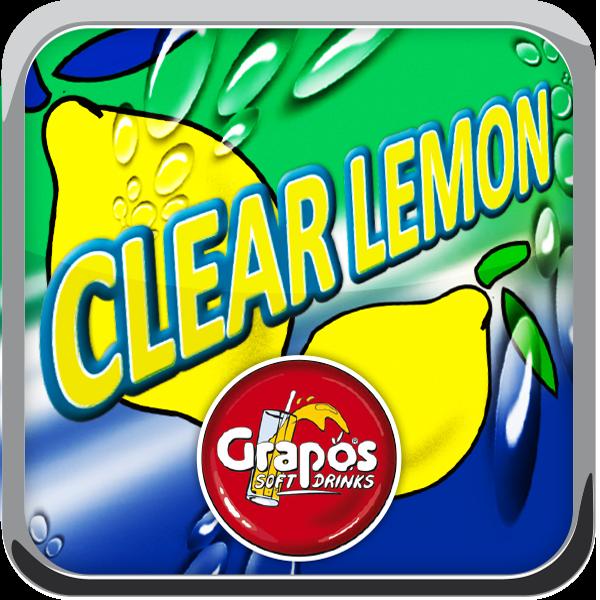 Grapos Clear Lemon