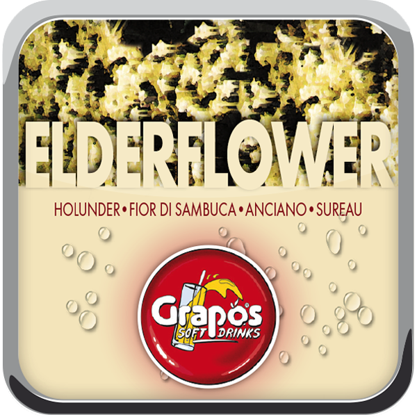 Grapos Elderflower