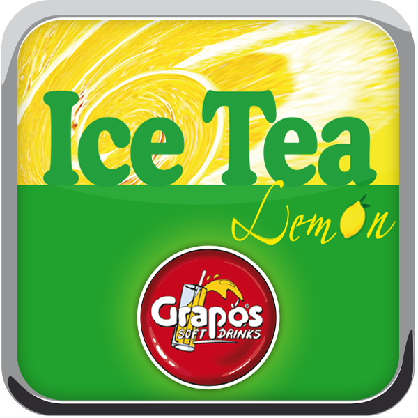 Grapos IceTea Lemon