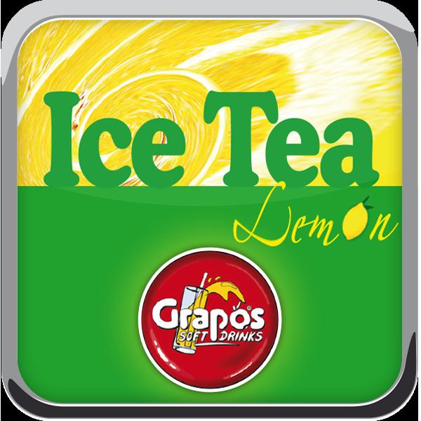 Grapos IceTea Lemon